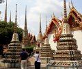 Mój mały-wielki Raj, czyli Wat Pho